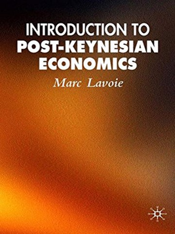 An Introduction To Post-Keynesian Economics