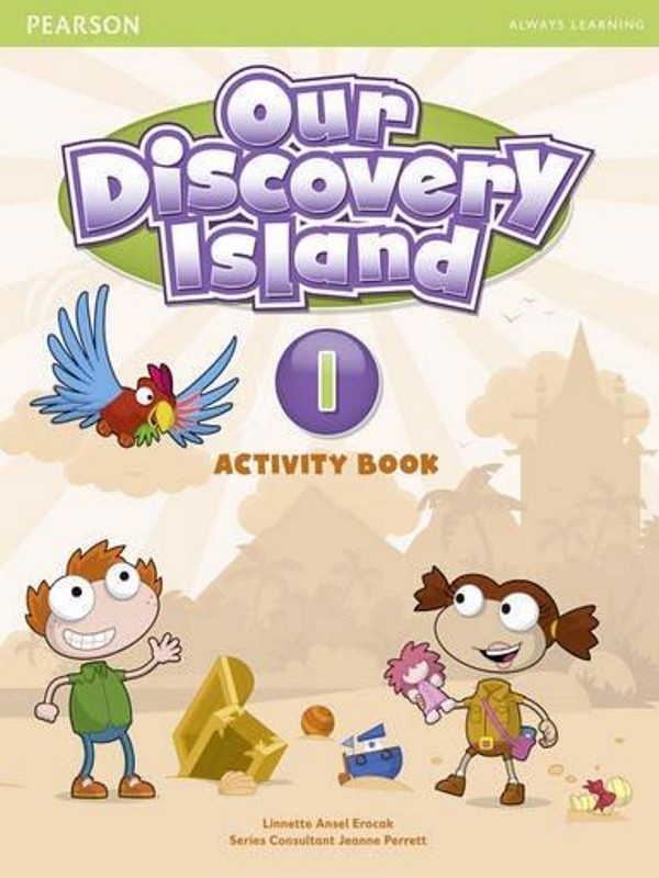 Our Discovery Island (BrE) 1: Activity book w/ CD-ROM