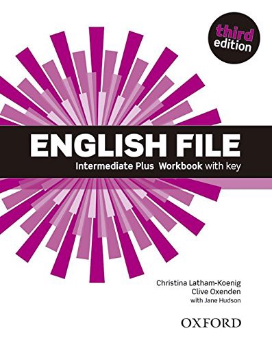 English File (3 Ed.) Inter Plus: Workbook with Key