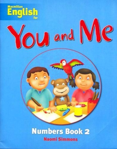 You and Me 2: Numbers Bk