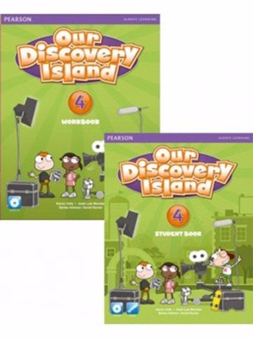 Our Discovery Island (AmE) 4: Value Pack