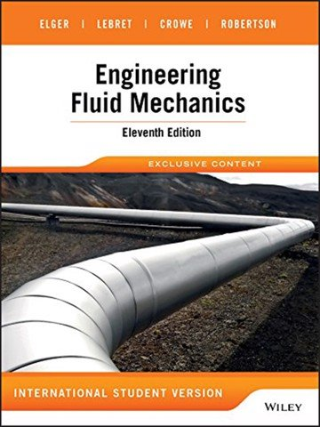 Engineering Fluid Mechanics Global Edition