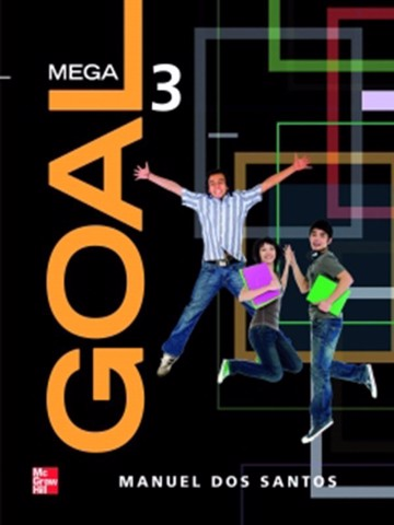 Mega Goal 3: Student Book with Audio CD