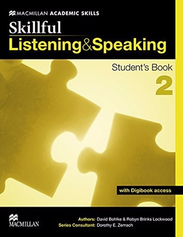 Skillful Listening and Speaking 2: Student book with Digibook access