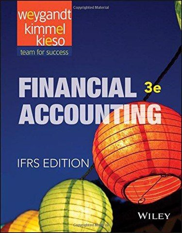 Financial Accounting: IFRS 3rd Edition