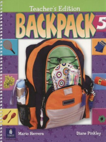 Backpack 5 : Teacher'S Edition
