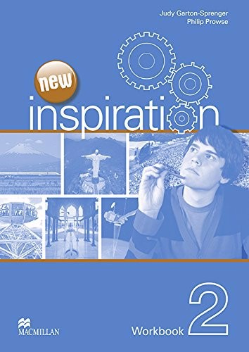 New Inspiration 2: Activity Book