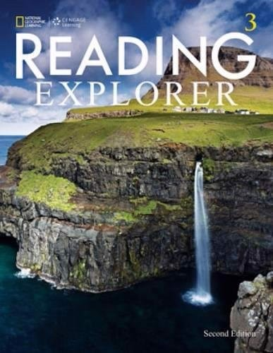 Reading Explorer (2 Ed.) 3 : Student Book with Online Workbook Access Code