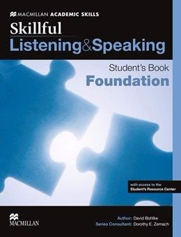 Skillful (Asia Ed.) Listening & Speaking Foundation: Student Book with Digibook