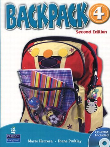 Backpack (2 Ed.) 4: Student Book with CD-Rom
