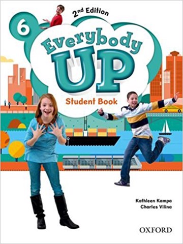 Everybody Up : Level 6: Student Book: 6 : Linking Your Classroom to the Wider World