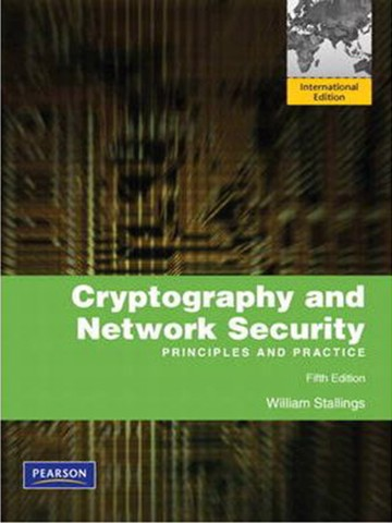 Cryptography and Network Security:Principles and Practice: International Edition
