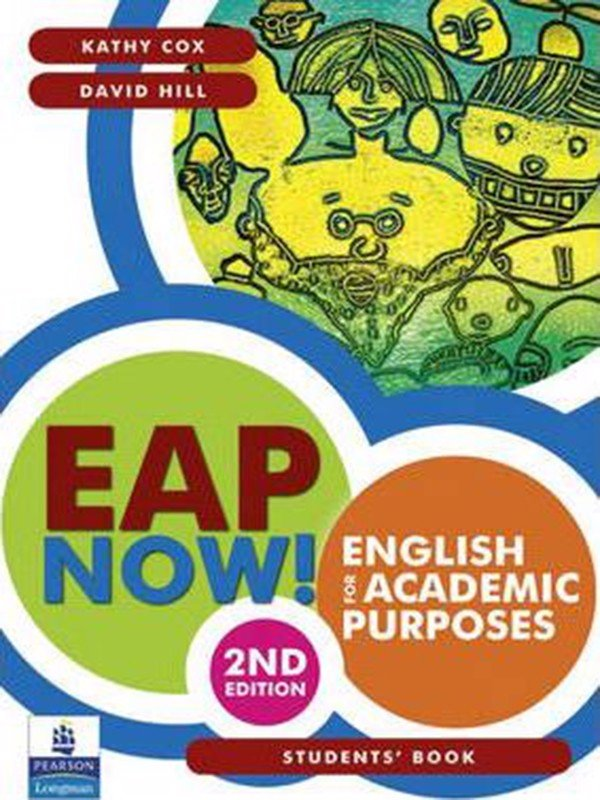 EAP Now! English for Academic Purposes (2 Ed.): Student book