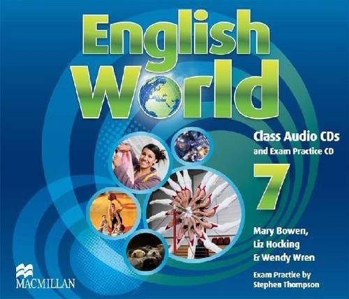 English World 7: Class Audio CD
