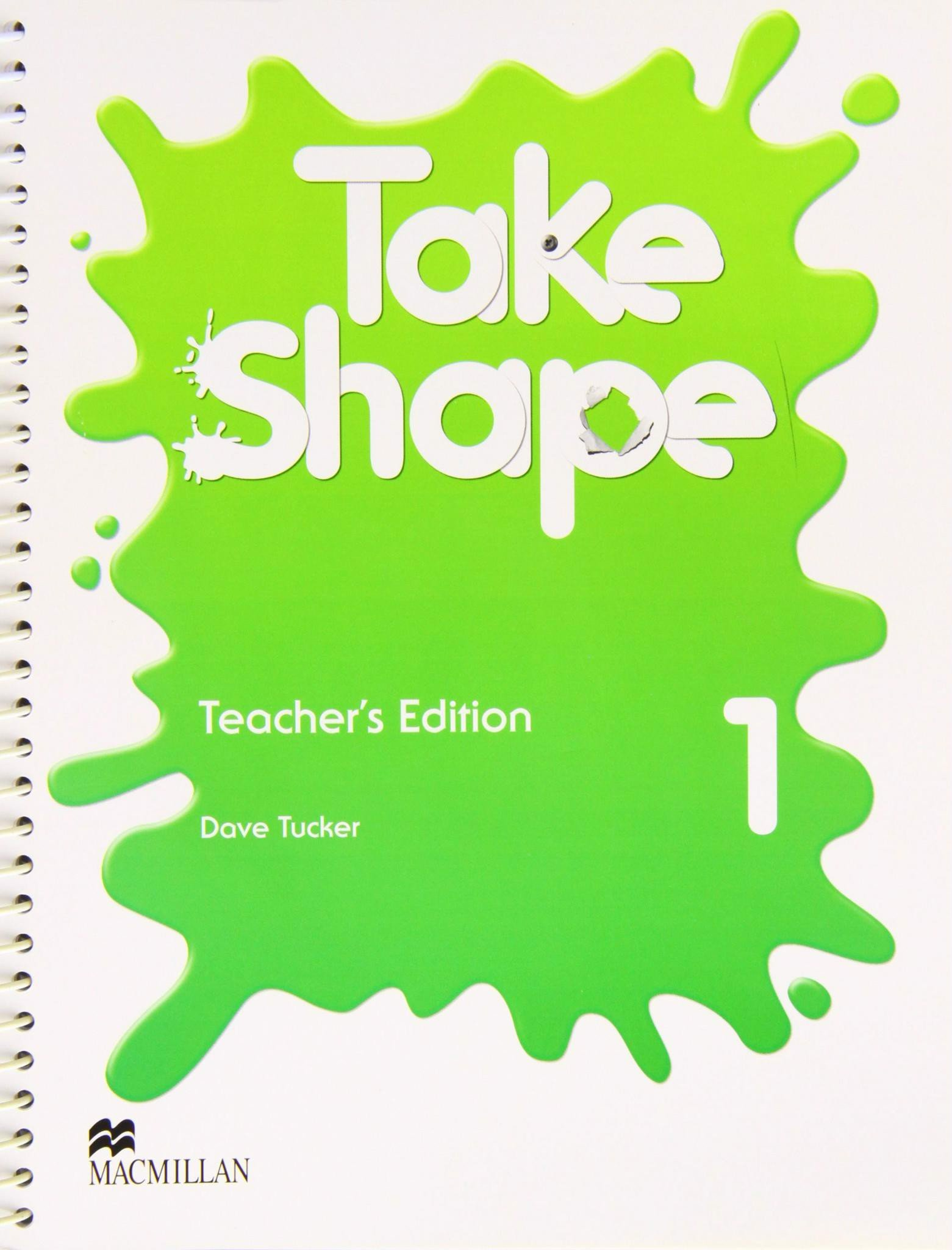 Take Shape 1: Teacher Book