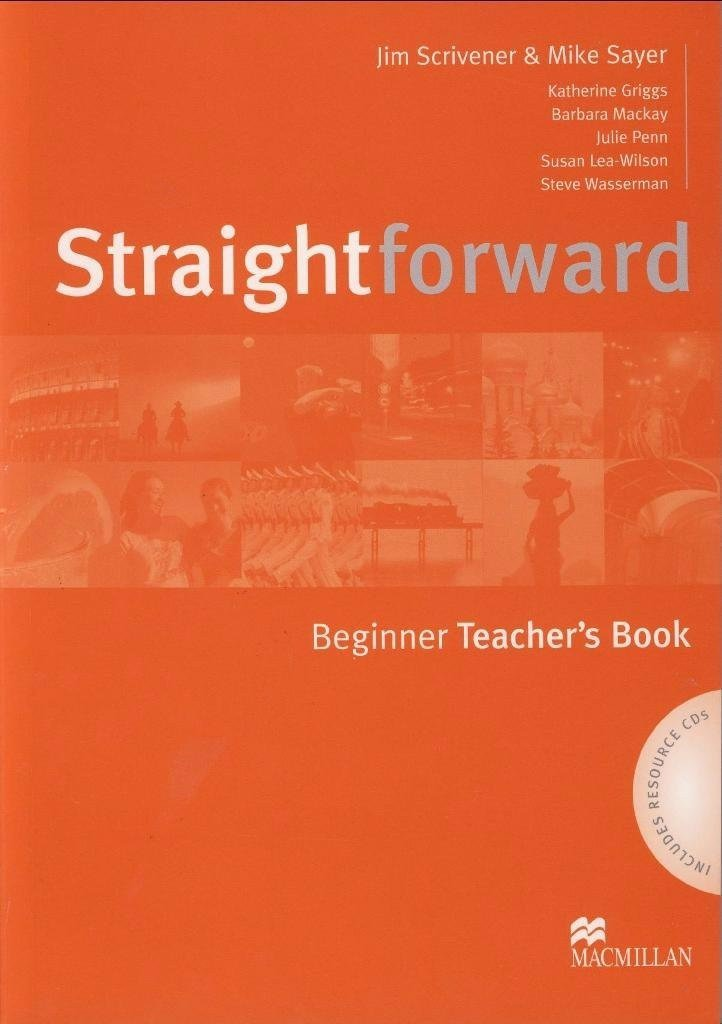 Straightforward Beginner: Teacher Book with Resource