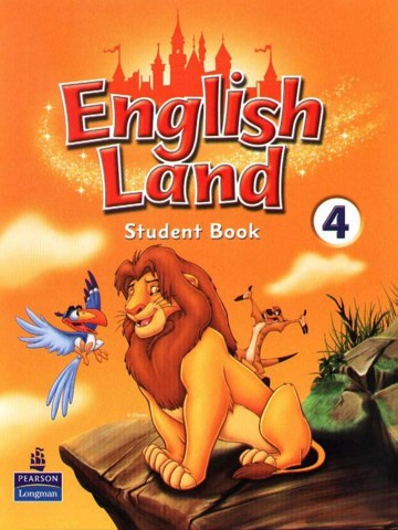 English Land 4: Student Book