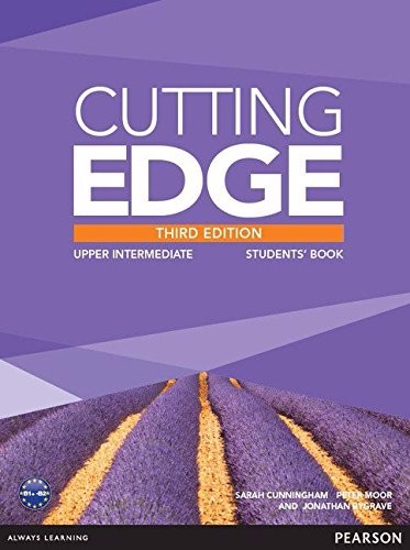Cutting Edge (3 Ed.) Upper-Inter: Student Book with DVD