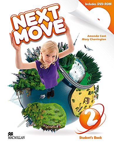 Next Move 2: Student Book with DVD-ROM