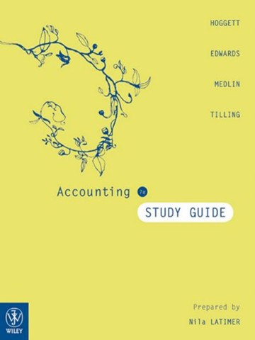 Accounting 7E / Financial Accounting 7E Study Guide [CD-ROM]
