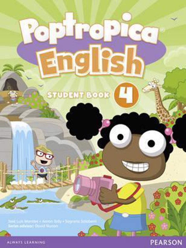Poptropica English Ame 4: Student book