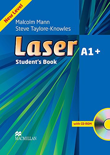 Laser (3 Ed.) A1+: Student Book with Cd-Rom