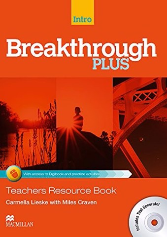 Breakthrough Plus Intro: Teacher Book with Digibook Code with Test Generator