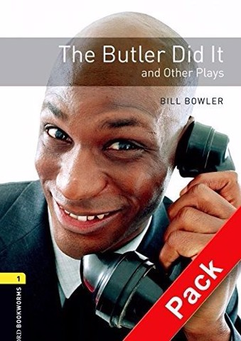 OBWL (3 Ed.) 1: The Butler Did It and Other Plays Playscript Audio CD Pack
