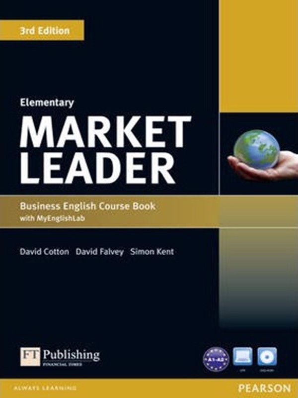 Market Leader Elementary Coursebook with MyEnglishLab Student Online Access Code Pack