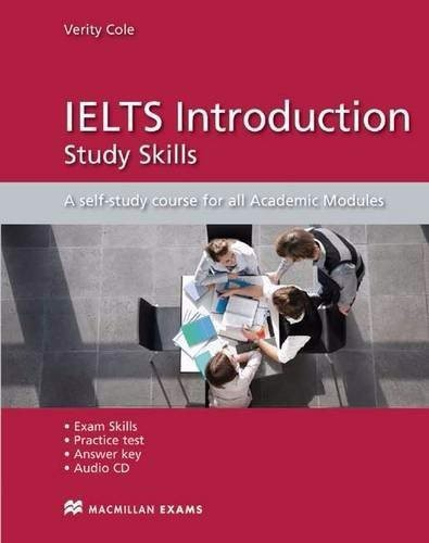 IELTS Introduction: Study Skills with Exam Test, Practice with Audio CD