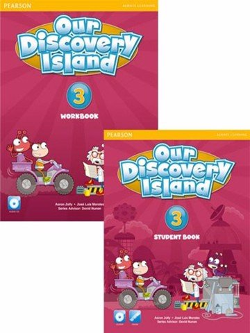 Our Discovery Island (AmE) 3: Value Pack