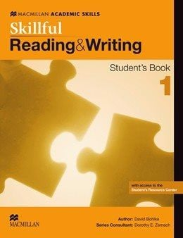 Skillful (Asia Ed.) Reading & Writing 1: Student Book with Digibook