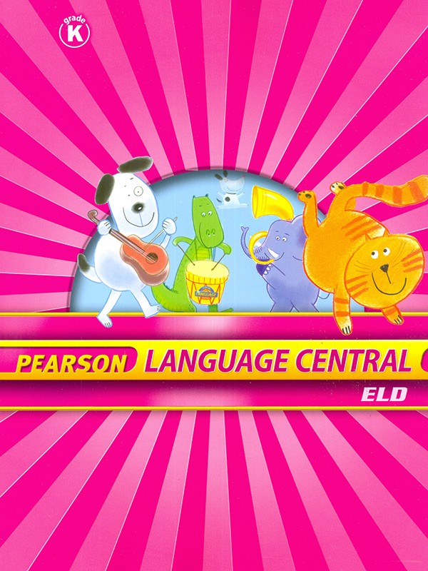 Reading 2011 Language Central Se Consum Grade K