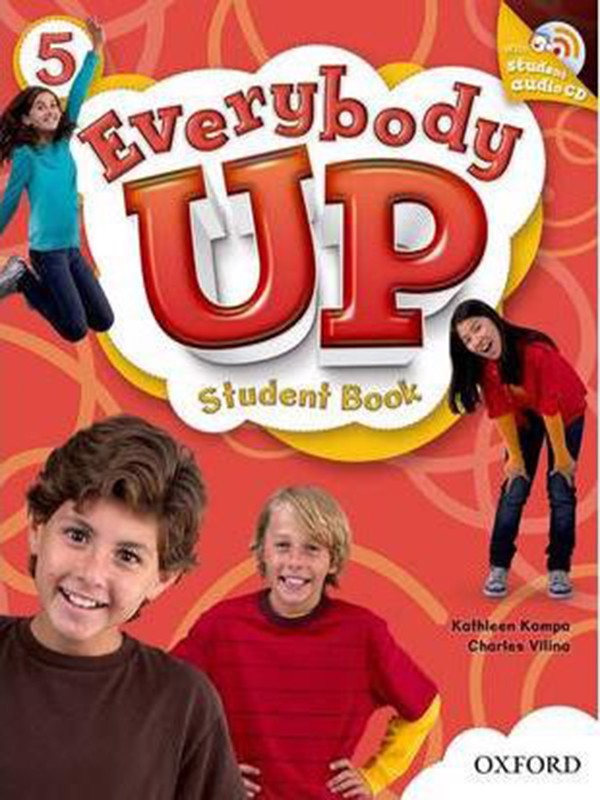 Everybody Up: 5: Student Book with Audio CD Pack