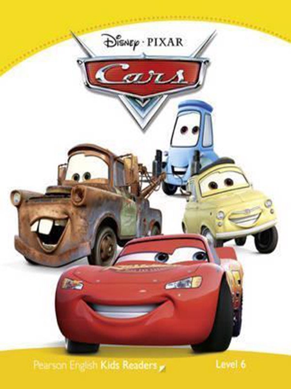 Cars: Level 6 (Pearson English Kids Readers)
