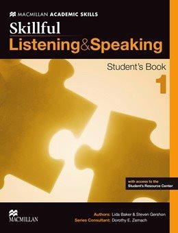 Skillful (Asia Ed.) Listening & Speaking 1: Student Book with Digibook
