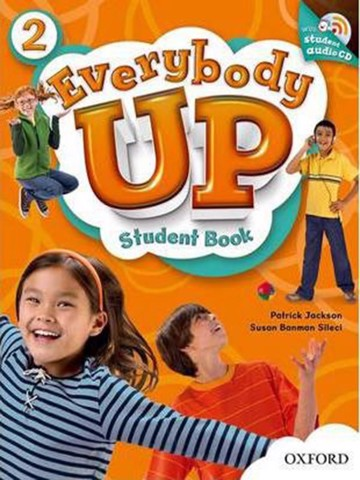 Everybody Up 2: Student Book With Audio CD Pack