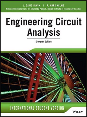 Engineering Circuit Analysis 11th Edition