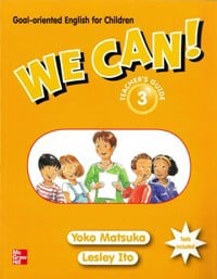 We Can! 3: Student Book