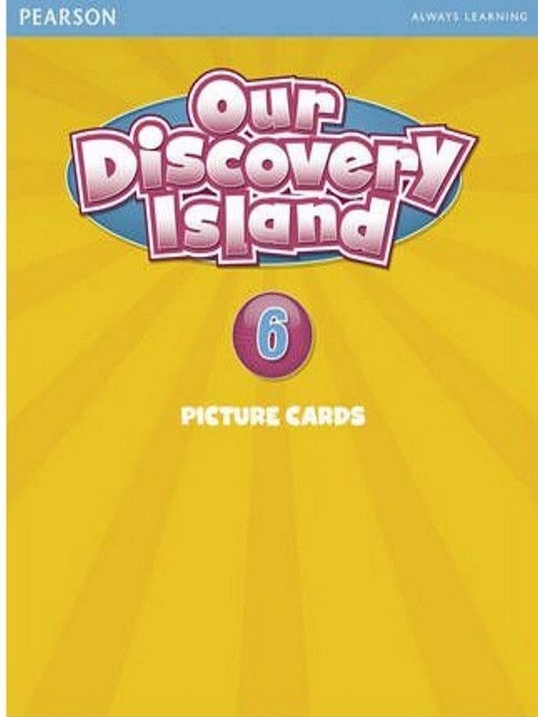 Our Discovery Island (AmE) 6: Picture Cards