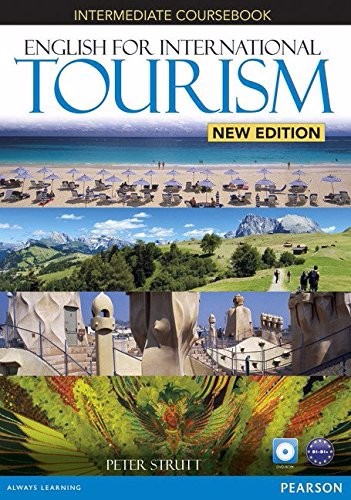 English for International Tourism (2 Ed.) Inter: Course book with DVD-ROM