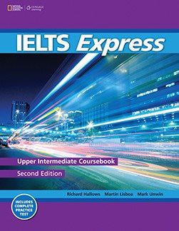 IELTS Express Upper-Inter: Coursebook with Workbook Cstm (Asia)
