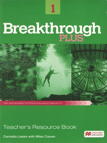 Breakthrough Plus 1: Teacher Book with Digibook Code with Test Generator