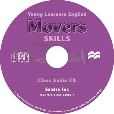 YLE Skills Movers: Audio CD