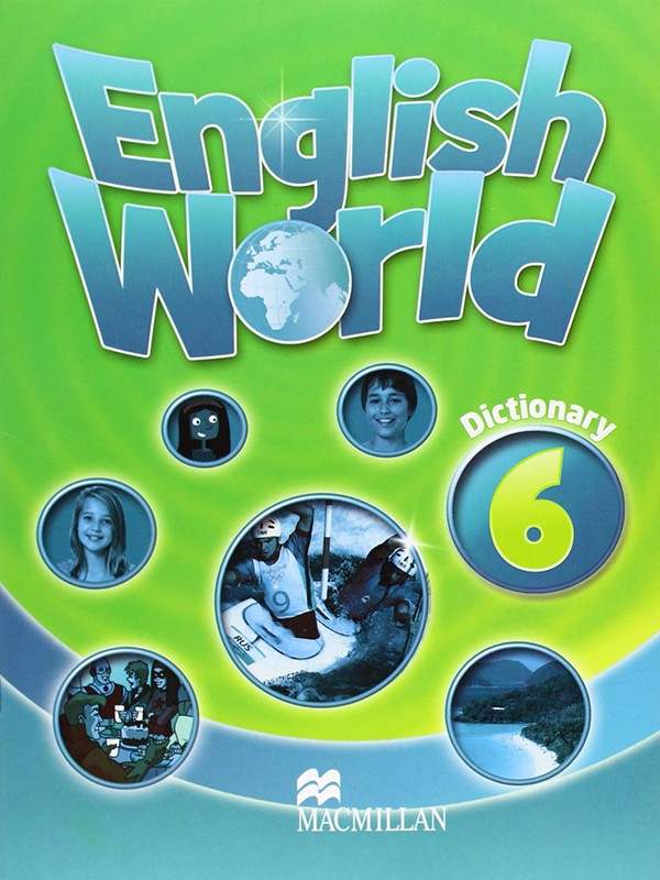 English World 6: Dictionary