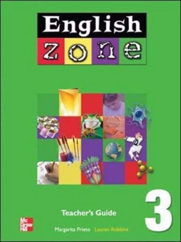 English Zone 3: Teacher Book