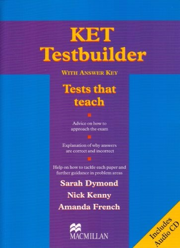 KET Testbuilder with Key with CD