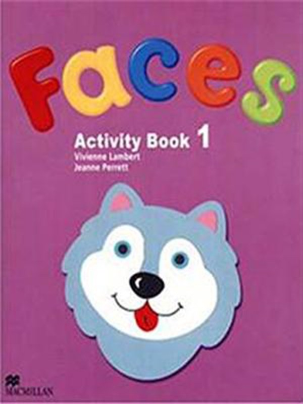 Faces 1: Activity Book