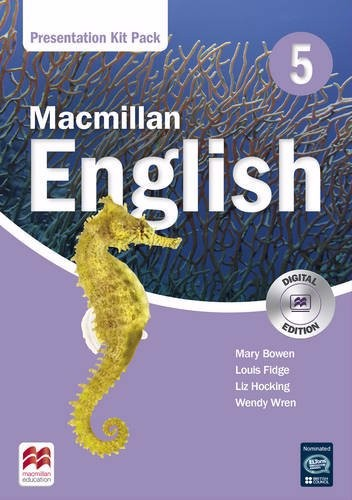 Macmillan English 5 Presentation Kit Pack