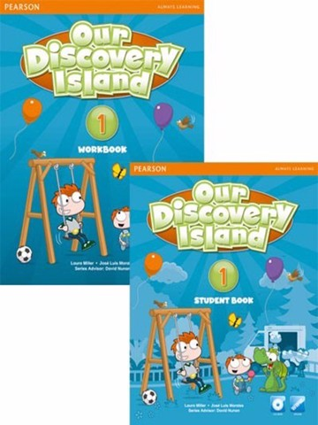 Our Discovery Island (AmE) 1: Value Pack